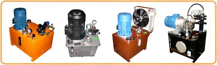 Diseño, montaje y reparación de grupos oleohidráulicos