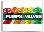 Visit us at Pumps and Valves