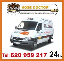 SERVICIO HOSE DOCTOR y SERVICIO DE PRENSADO DE MANGUERA HIDRÁULICA