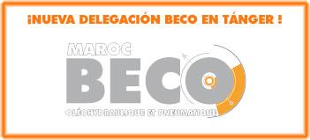 Neumática Hidráulica Beco inicia su expansión internacional con la apertura de  una nueva delegación en Tánger