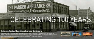 Este año Parker Hannifin celebra su Centenario