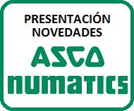 PRESENTACIÓN NOVEDADES 2013 ASCO NUMATICS